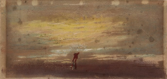 William Turner - Study of Sunlight, ~1830