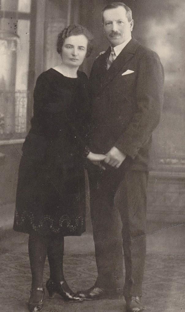 Ernst & Marie Ruschke, 1928