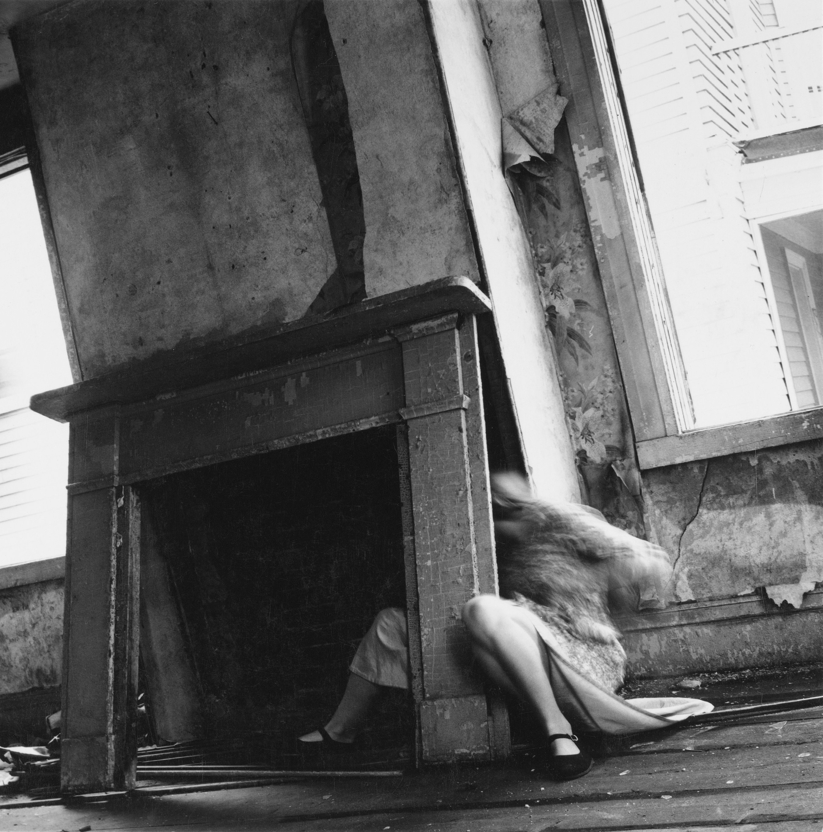 Francesca Woodman - House #4