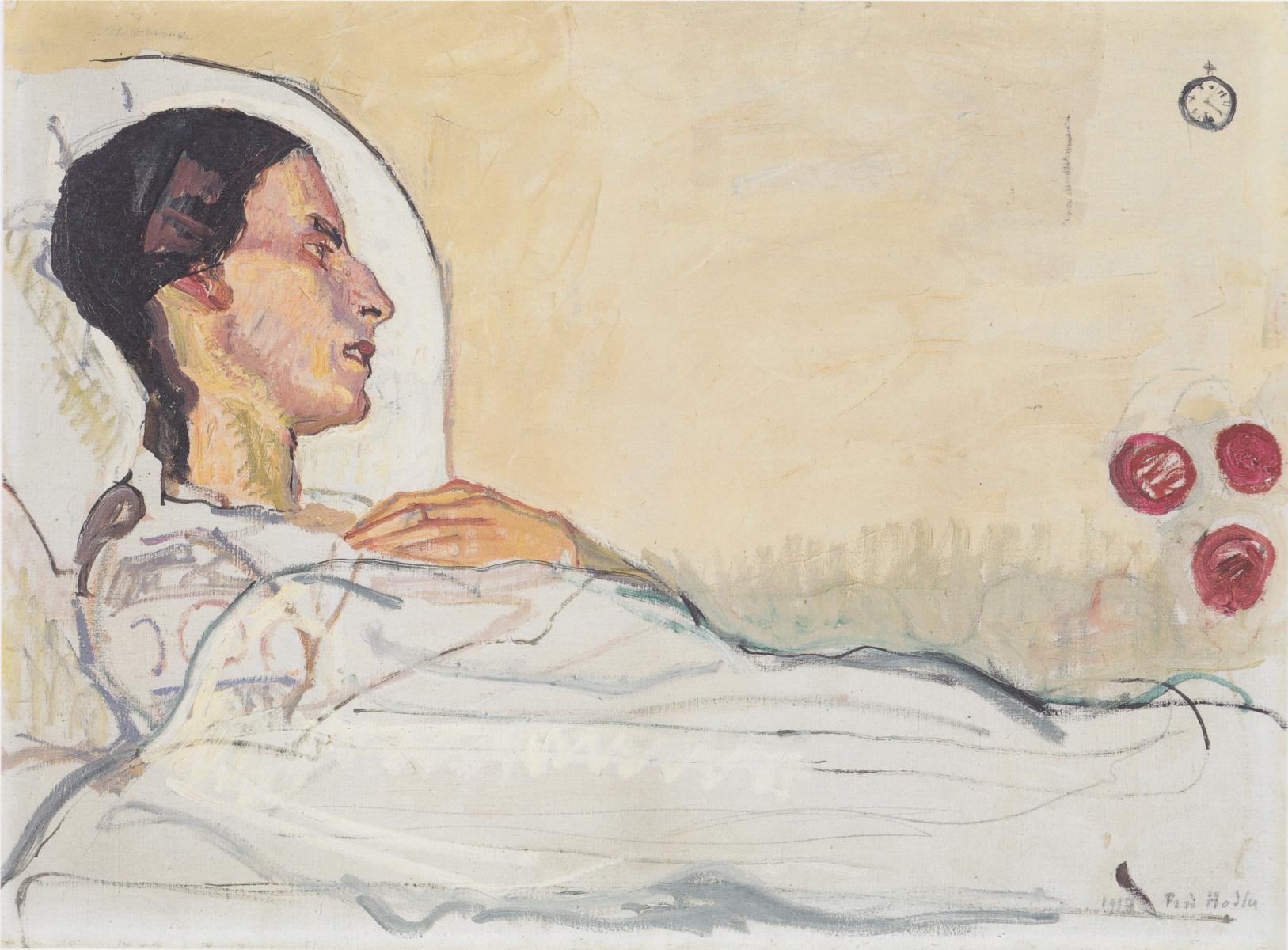 Ferdinand Hodler - Valentine Gode-Darel