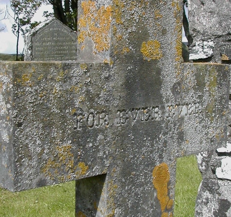 Kildalton Cemetery - Islay 2006