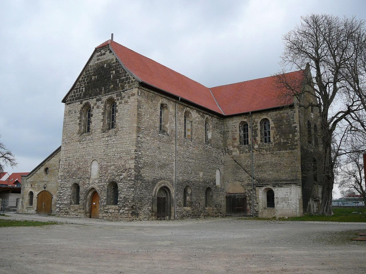 St. Burchardi in Halberstadt