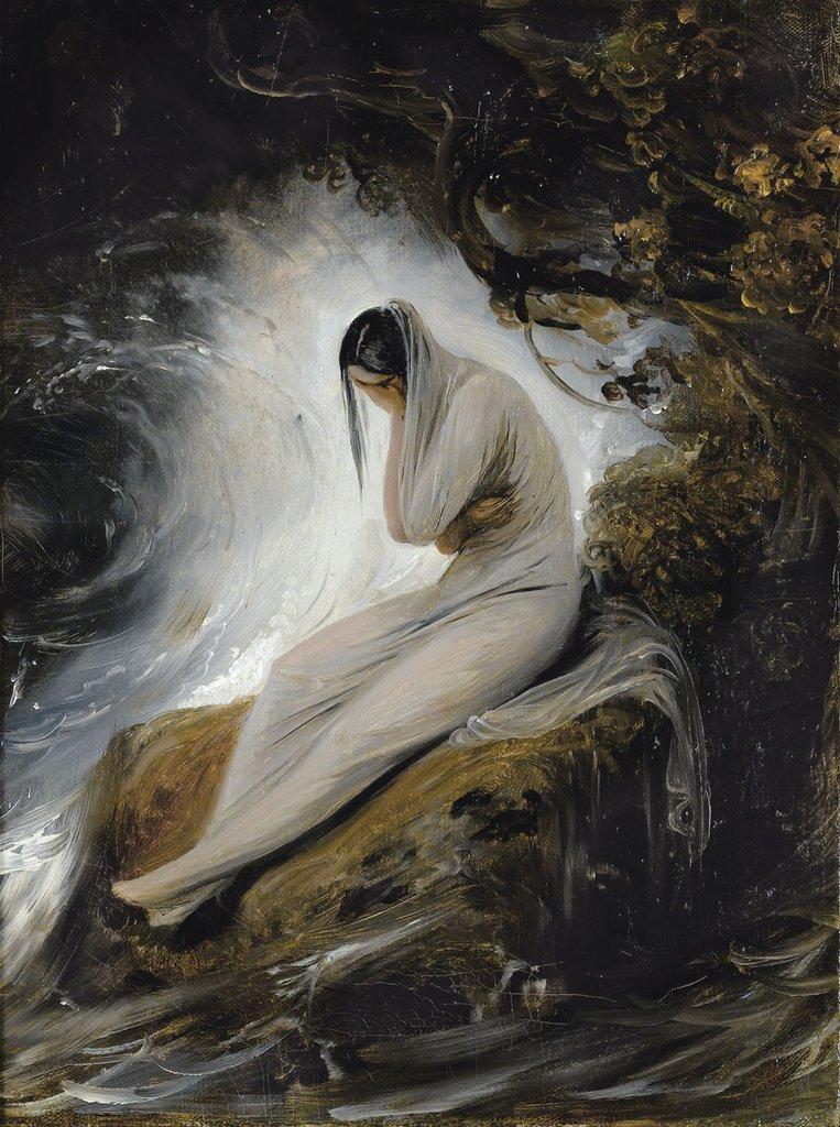 Horace Vernet - The Maiden's Lament.jpg