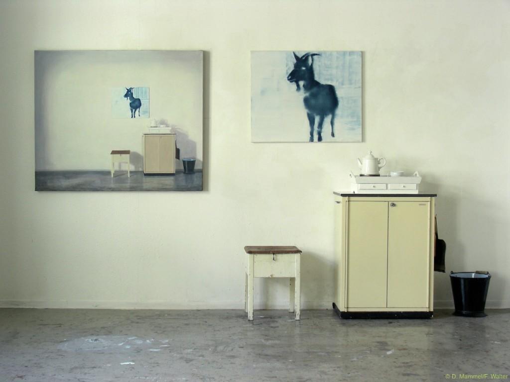 Friederike Walter & Dieter Mammel - Die Ziege im Altelier.jpg