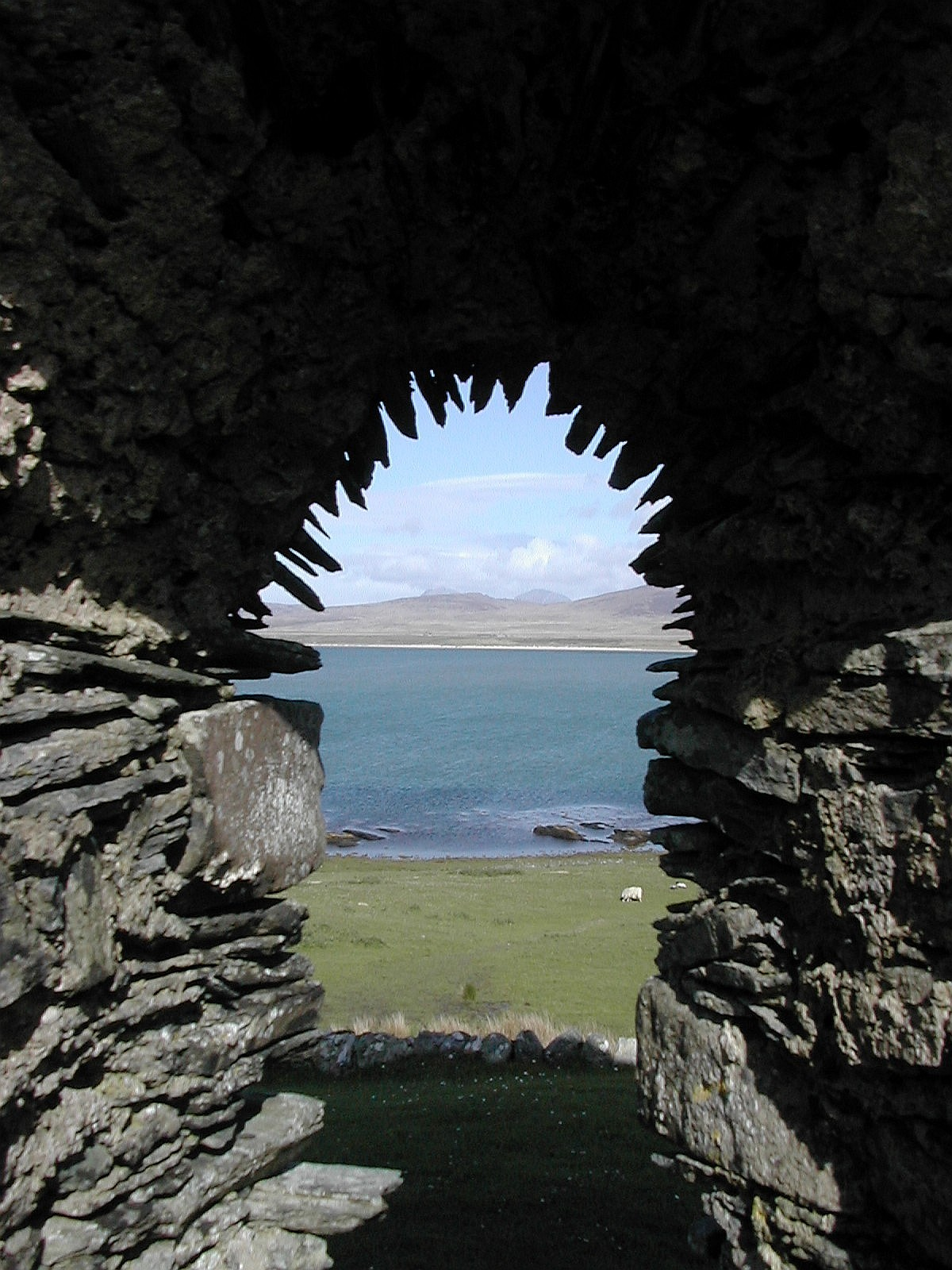 Kilnave Chapel, Isle of Islay