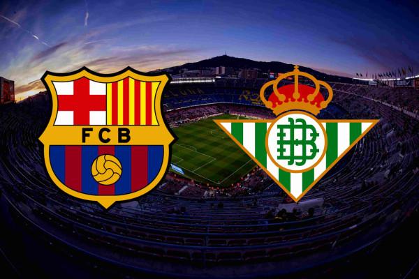 матч Барселона - Бетис