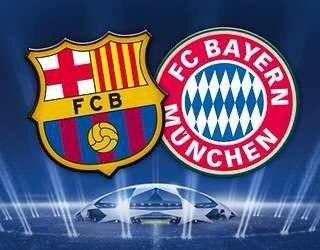 Барселона Бавария