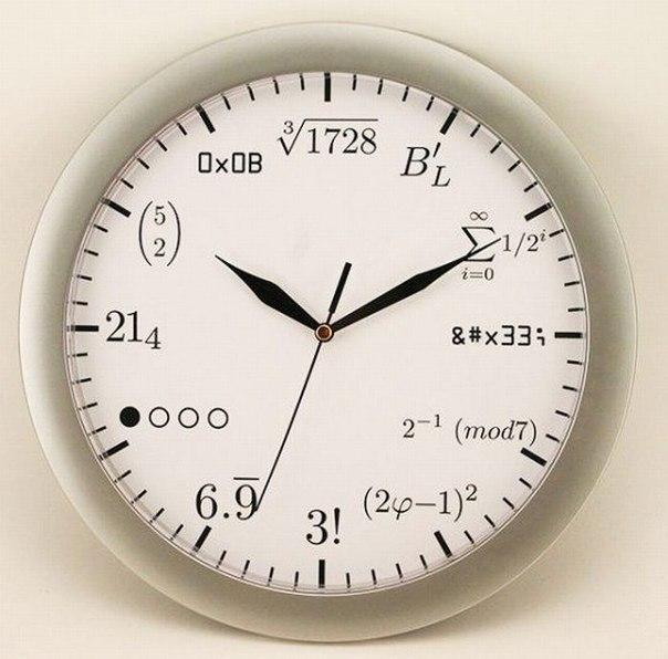 Часы для особо умных