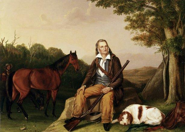 audubon-portrait-w-dog_t614