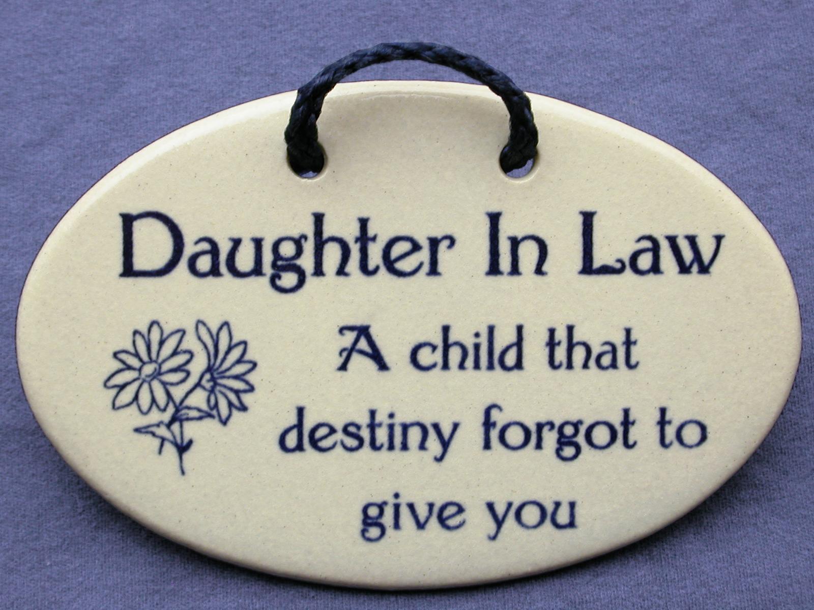 2265P daughter in law destiny