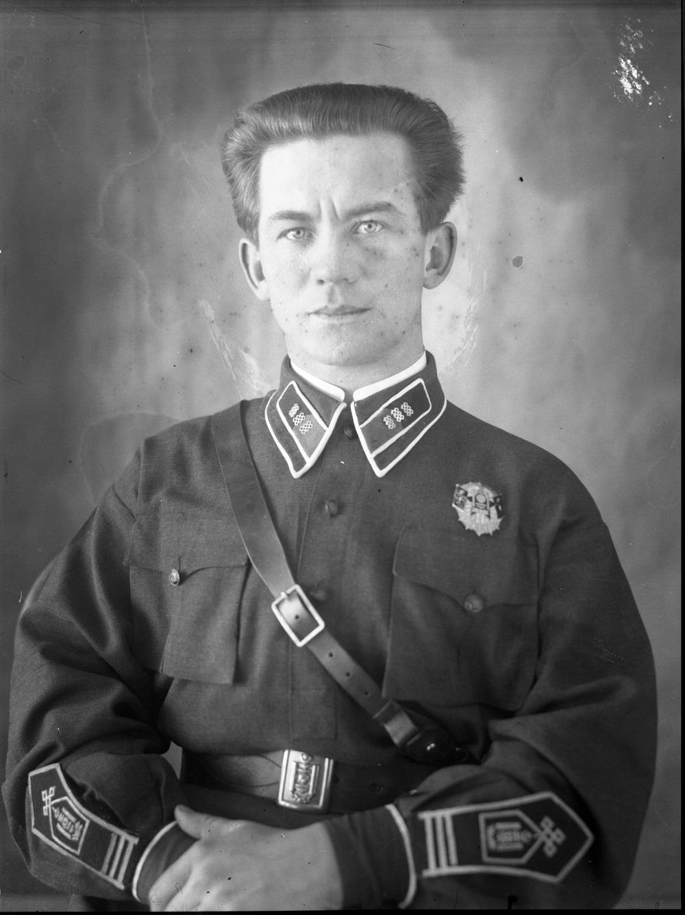 Комсостав МНРА в 1930-1940 гг