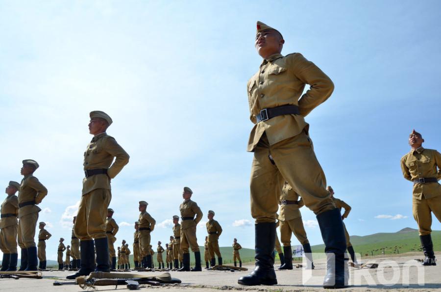 Как проходят сборы студентов военных кафедр в Монголии