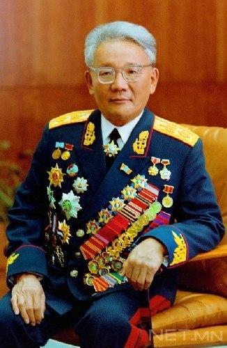 Военная форма Монголии. 1913-2013