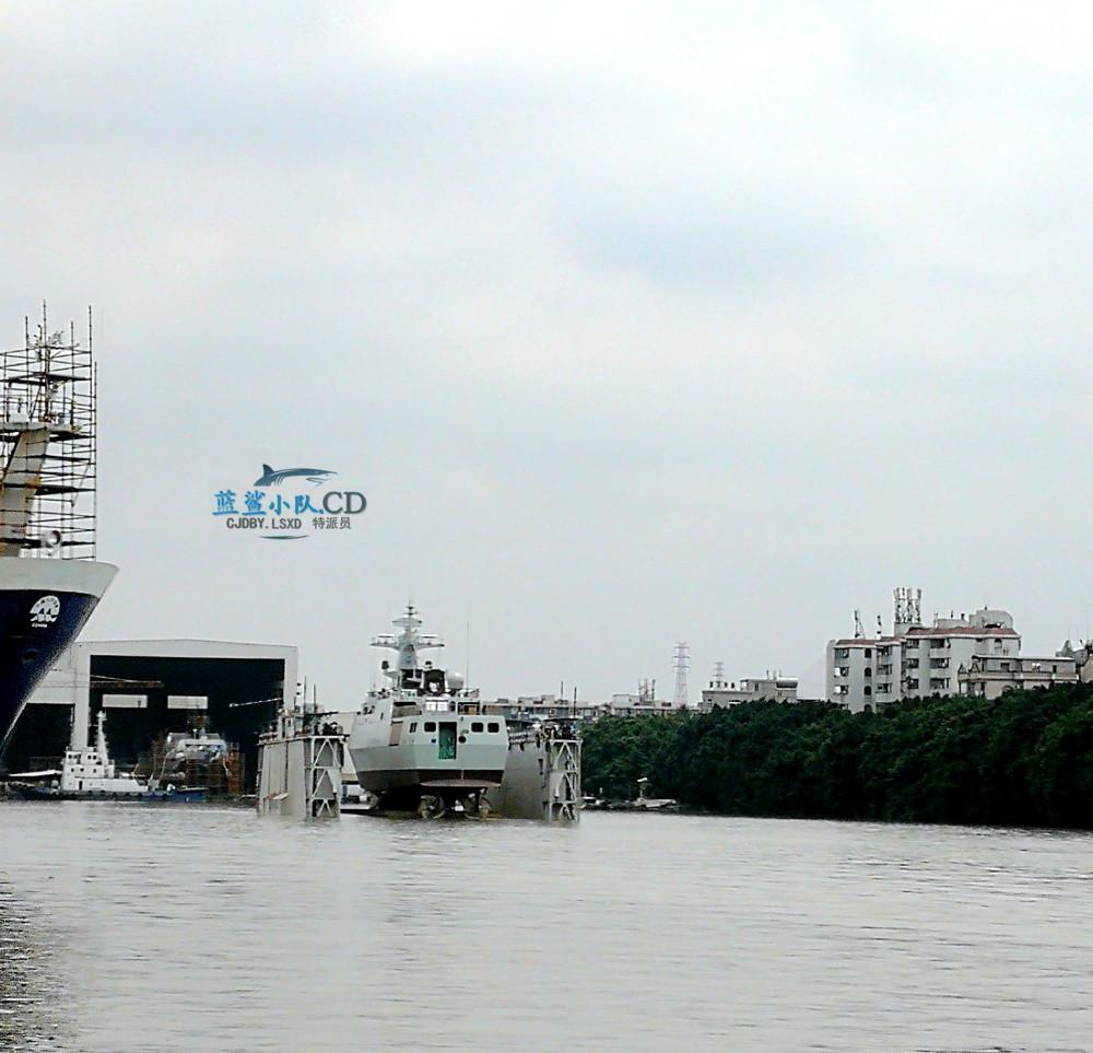 В Китае спущен на воду шестидесятый корвет проекта 056 проекта, корвет, Гуанчжоу, Шанхае, корветов, Shipyard, HudongZhonghua, Huangpu, верфи, кораблей, Shipyard, спущен, корабль, Строительство, шесть, каждые, недель, постройки, различных, находятся