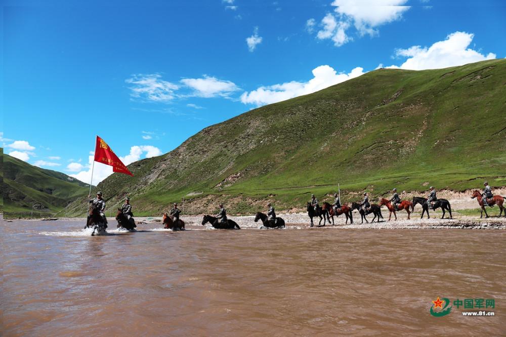 Китайская кавалерия
