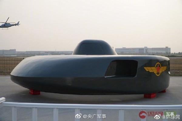 Фантастические проекты летательных аппаратов на международной вертолетной выставке в Китае