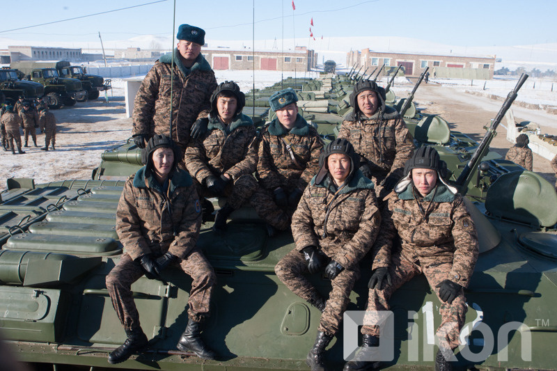 Russo-Mongolian defence co-operation 26313_900