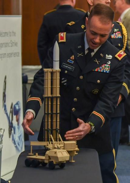 Открытие завода по сборке элементов перспективной гиперзвуковой ракетной системы LRHW в США