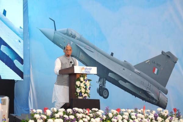 Вторая производственная линия по сборке индийский истребителей Tejas