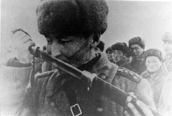 Тувинские воины. От создания аратской армии до фронтов Великой Отечественной