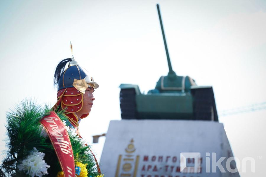 Картинки по запросу день победы в монголии 2017