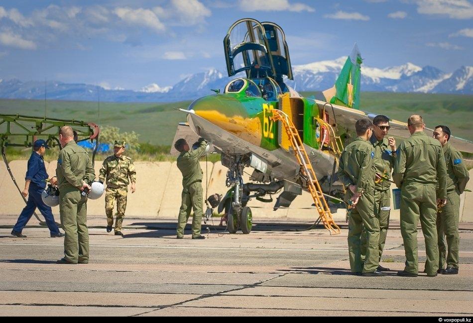 Юбилею, картинки ввс казахстана