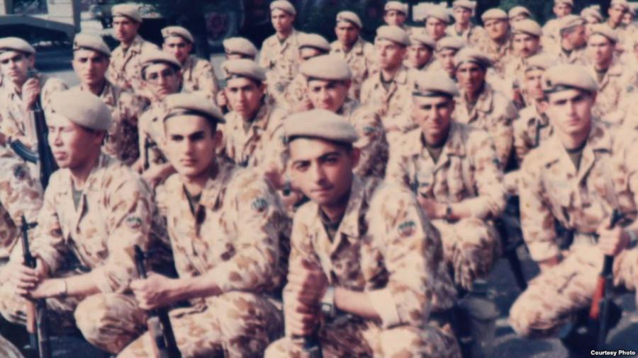 Казахи в ирано-иракской войне