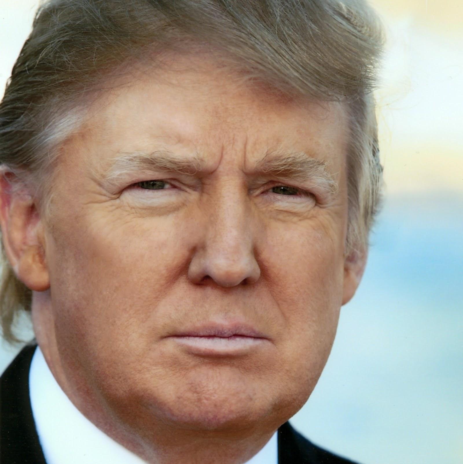 Mr. Trump- Yellow Tie.JPG