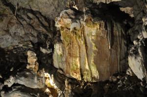Залы Постойской пещеры