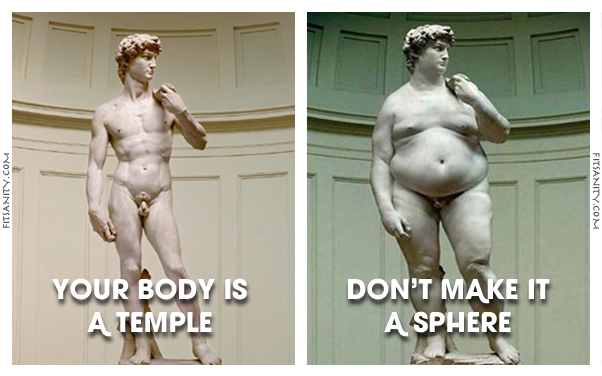 body as a temple