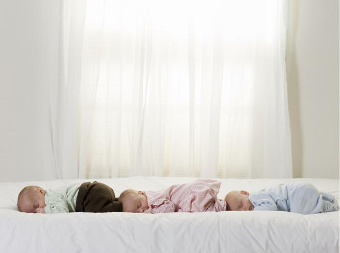 Путем ЭКО донорские яйцеклетки помогают семьям стать родителями