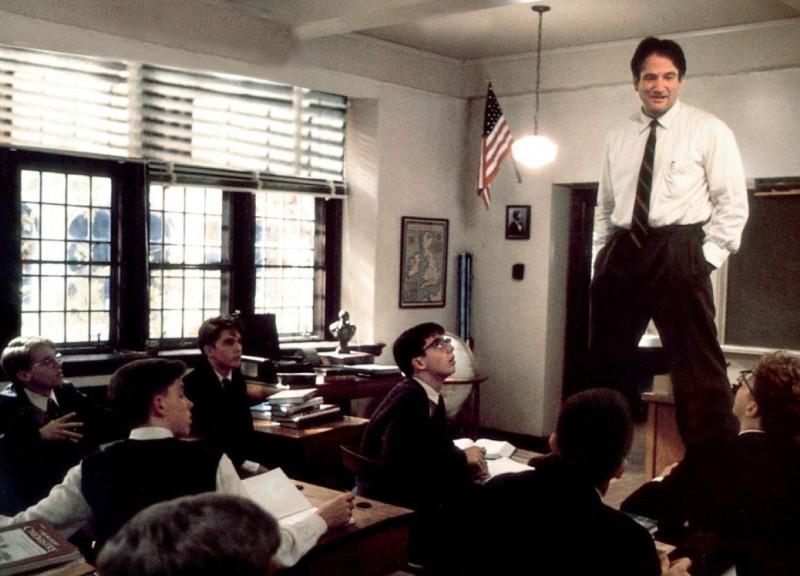 Что еще должен сделать учитель, чтобы привлечь внимание юных пытливых умов?! =)