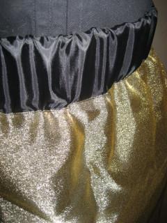 underskirt waistband detail