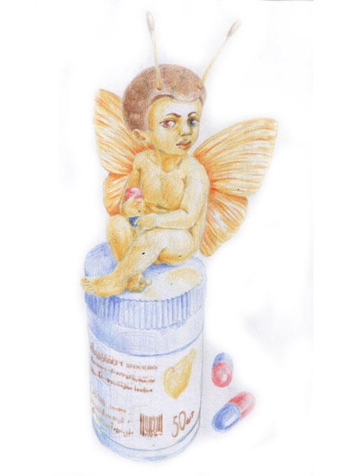 желтый-ангел