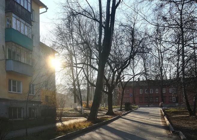 ноябрь_звенигородская