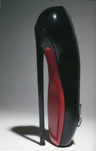 ChristianLouboutinFetishBalerinaShoe2007