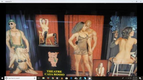 Секс представление