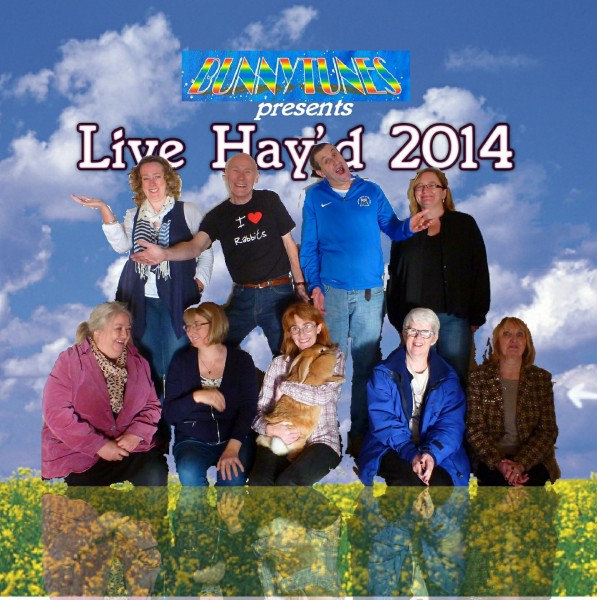 Live Hay'd 2014 disc label graphic 0512-C