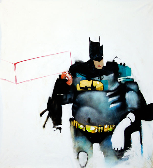 Anthony-Lister-Fat-Batman