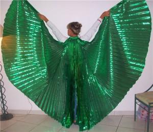 крылья для танца