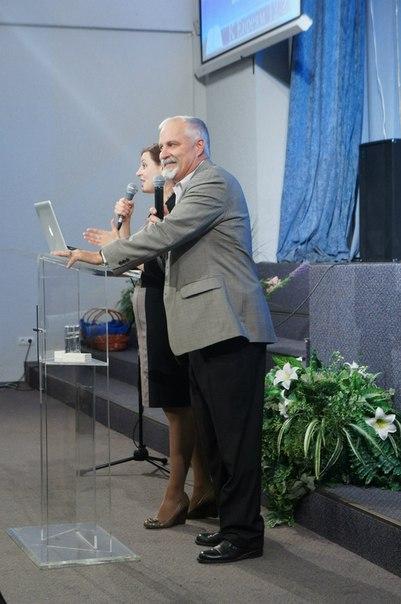 пастор Лин Шаал