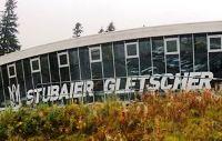 Stubaier Gletscher осень 2013