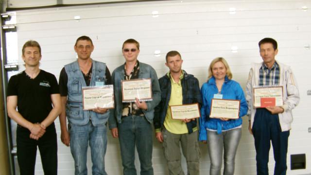 Курсы автоэлектриков 13-18 июня 2011 года. (2)