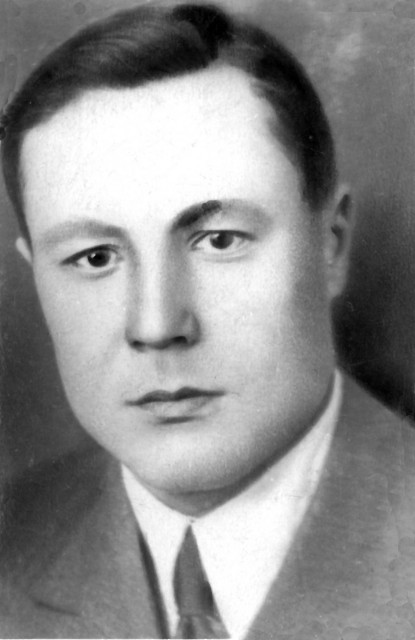 1936-37 муж Вали, дочери Степаниды