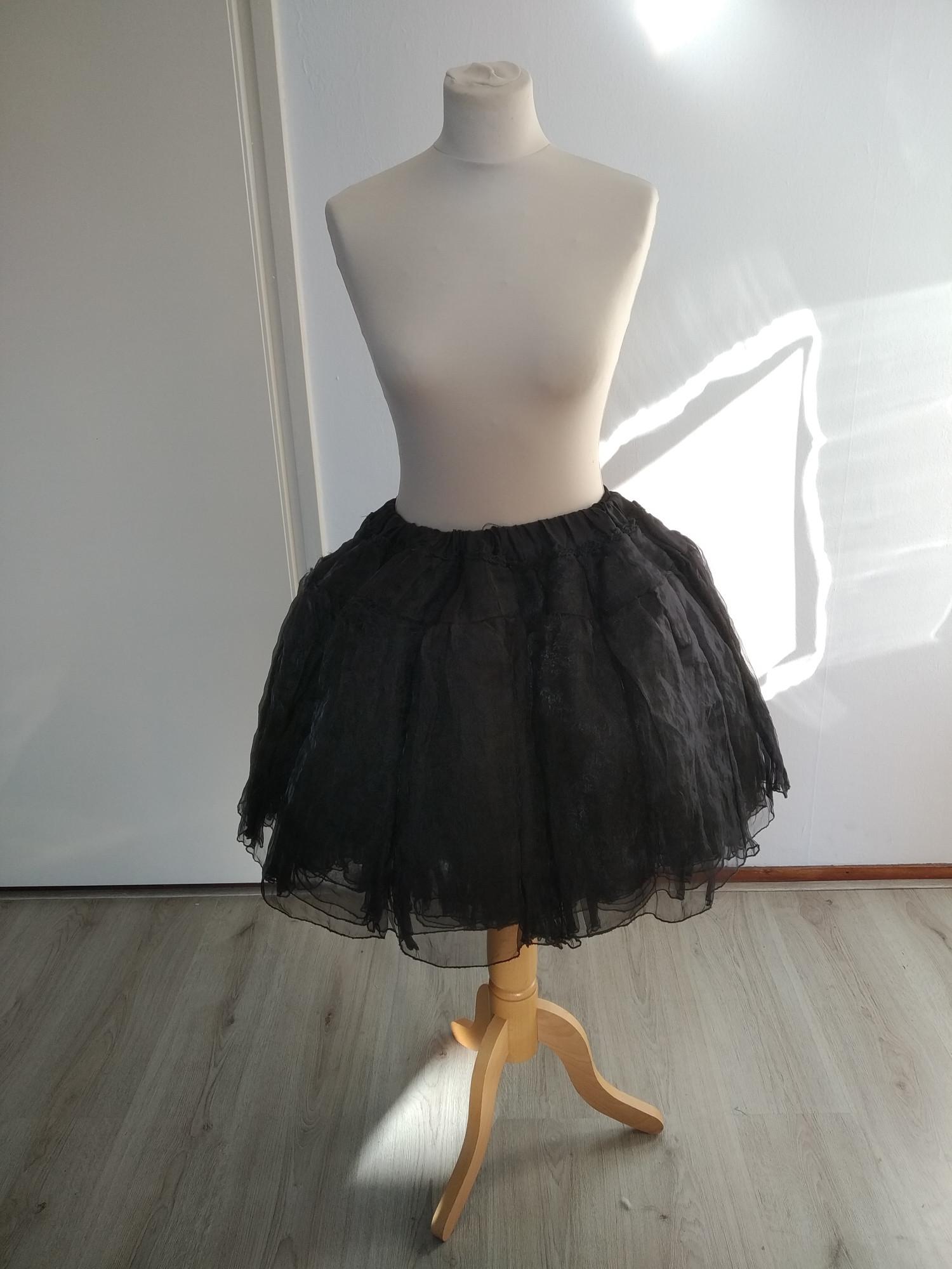 Queen of hearts petticoat