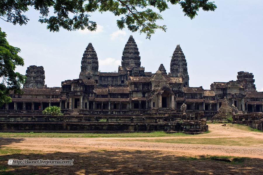 Забытое чудо света. Камбоджа