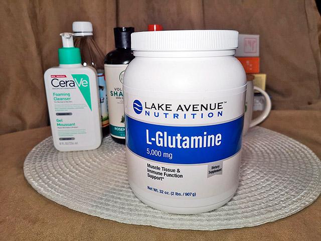 Lake Avenue Nutrition Glutamine