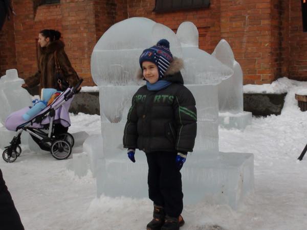 Ледяной Мышь