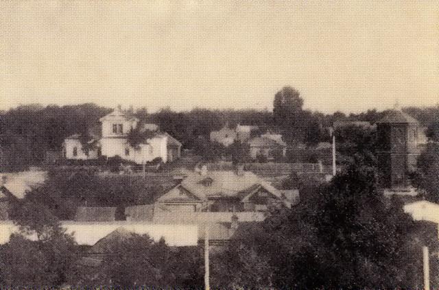 Водонапорные башни города Орла.