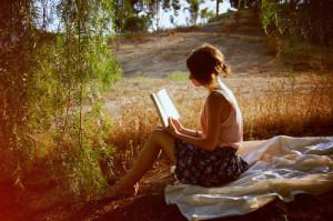 book-books-field-girl-light-low-sun-Favim.com-98230_large